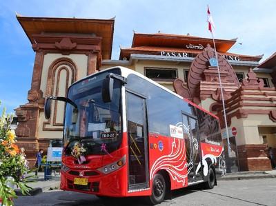 5 Kota yang Punya Bus Buy The Service, Lengkap dengan Rutenya