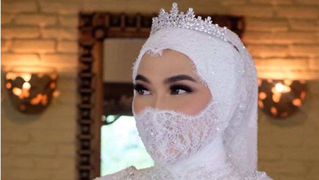 Foto Cantiknya Inge Nasution, Kakak Ipar Kahiyang Ayu Saat Menikah