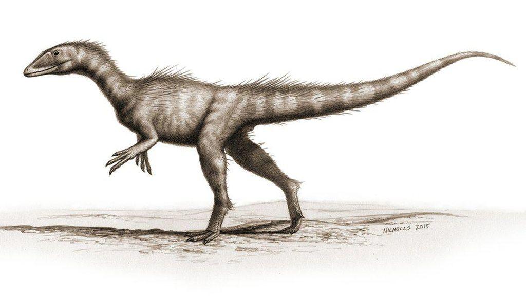Jejak Kaki Dinosaurus Banyak Ditemukan di Pantai Wales