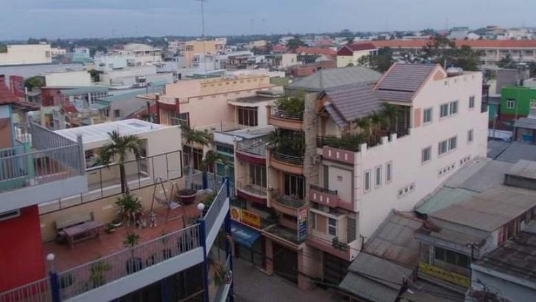 Melihat Chau Doc, Kota Perbatasan Vietnam-Kamboja