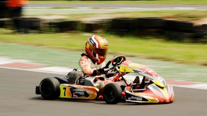 Meski pada latihan kali ini Qarrar Firhand Ali belum meraih hasil memuaskan, Tapi ia telah berhasil meraih tiket menuju kejuaraan dunia Karting di Italia.