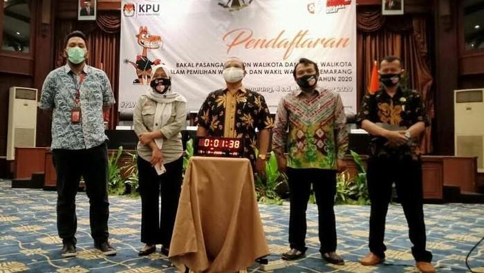 Pendaftaran bapaslon Pilwalkot Semarang diperpanjang