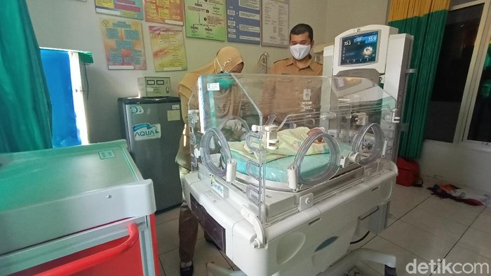Penemuan bayi di jalan lingkar utara, Kudus
