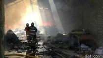 55 Bencana Kebakaran Terjadi di Sumedang Selama Musim Kemarau