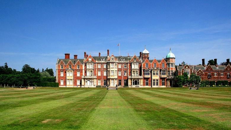 Villa Kerajaan Inggris.