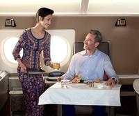 Meski di tengah pandemi, Singapore Airlines berhasil masuk ke peringkat empat. Ini prestasi baru bagi Singapore Airlines. (Singapore Airlines)
