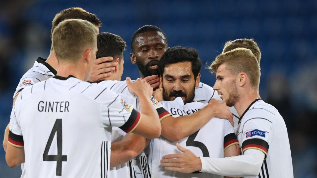 Ukraina Vs Jerman: Die Mannschaft di Tengah Kepungan Masalah