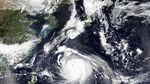 Ganasnya Topan Haishen yang Terjang Jepang