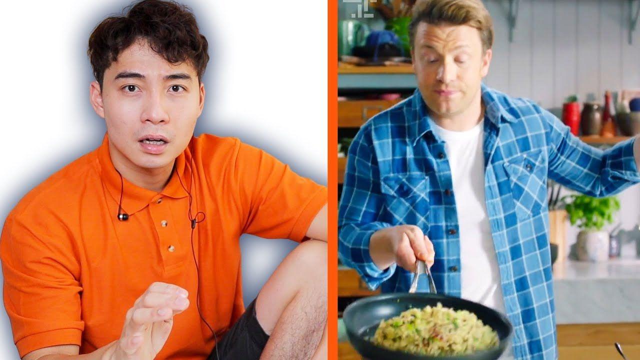 YouTuber Ini Kritik Cara Jamie Oliver Masak Nasi Goreng