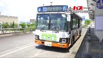 Jepang Punya Bus Tanpa Sopir, Bayarnya Pakai Wajah