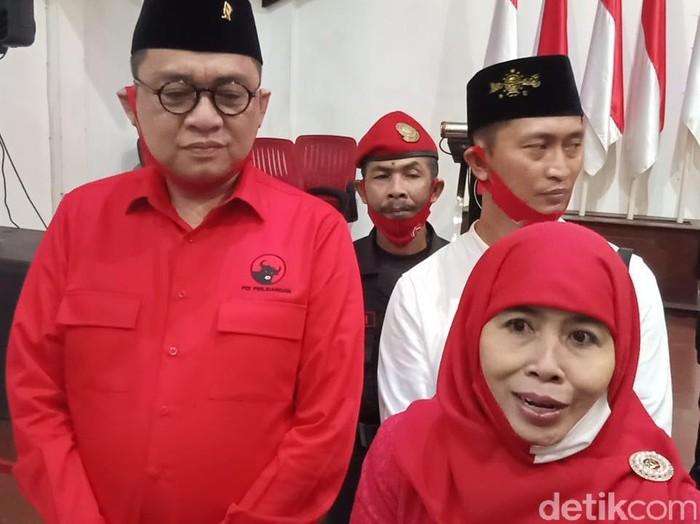 Cawabup Sidoarjo Dwi Astutik