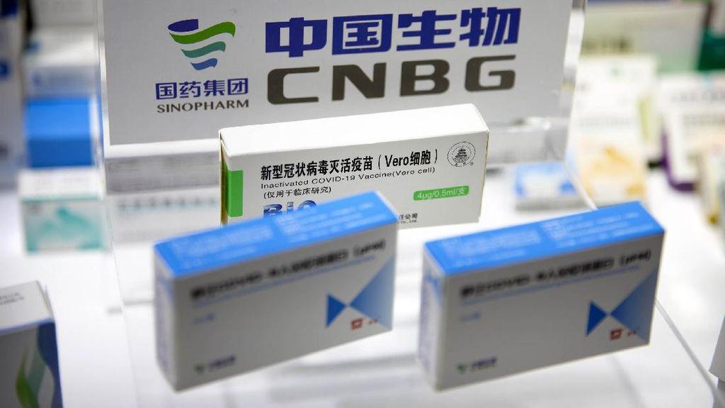 Serbia Terima Vaksin Sinopharm dari China