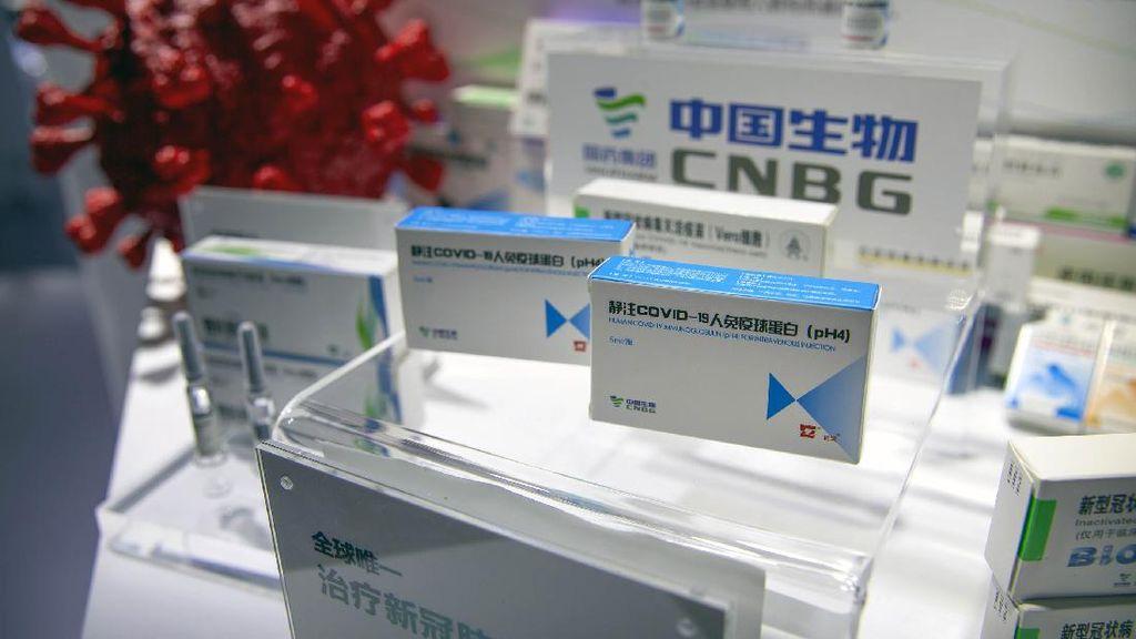 Uni Emirat Arab Ungkap Vaksin Corona Buatan China Efektif 86 Persen