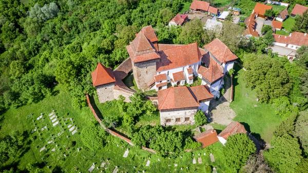 Desa ini masuk situs warisan dunia UNESCO karena budaya dan tradisi yang masih dipertahankan warganya. (Getty Images/iStockphoto)