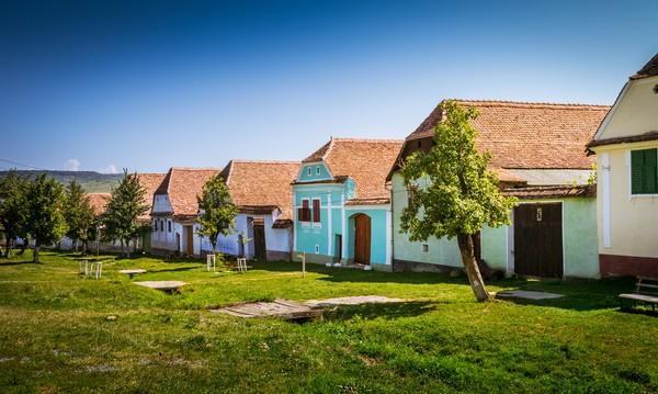 Bahkan Pangeran Charles kesengsem dengan desa ini dan membeli sebuah rumah. (Getty Images/iStockphoto)