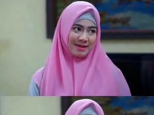 Gaya Felicya Angelista Berhijab, Tak Canggung Meski Non Muslim