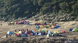 Viral! Pendaki Bugil Diduga di Gunung Gede Pangrango