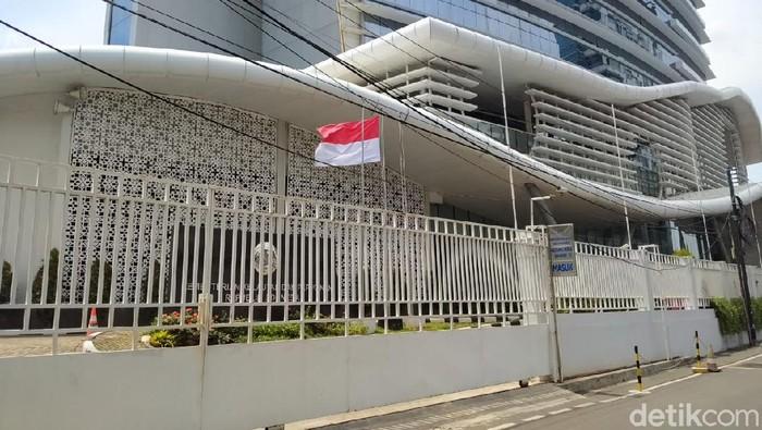Kantor KKP Ditutup Rapat