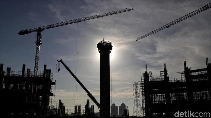 Progres pembangunan Jakarta International Stadium sudah mencapai 26,5 persen. Pembangunan terus berjalan meski kondisi pandemi COVID-19 belum mereda.