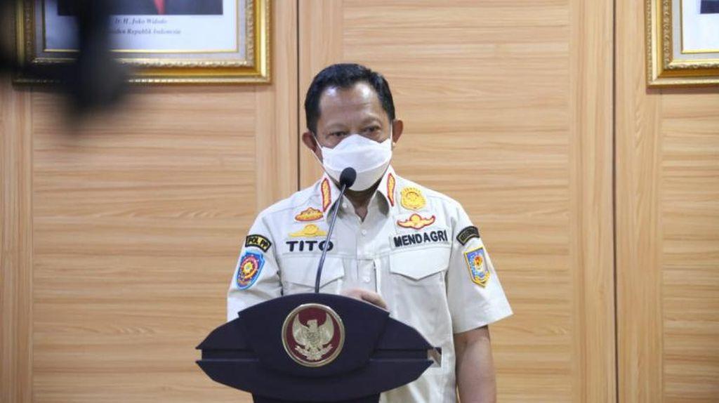 Tito: Kerumunan di Pendaftaran Paslon Buat Image Pilkada Kurang Baik