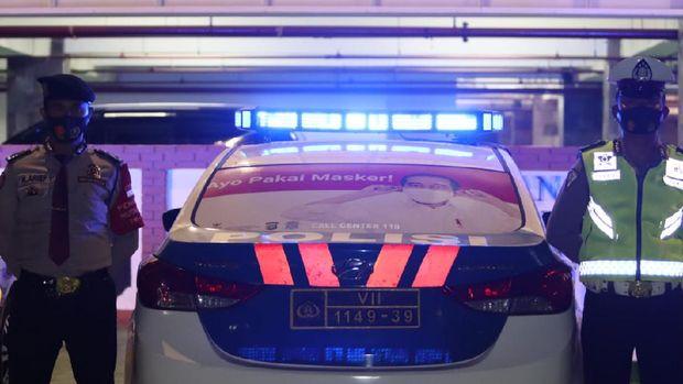 Mobil Patroli Corona