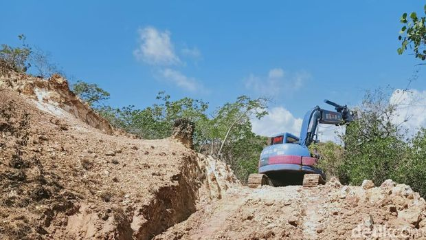Pembangunan Pulau Rinca