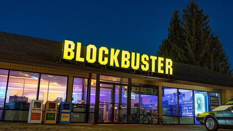 Outlet Blockbuster terakhir di dunia diubah jadi penginapan
