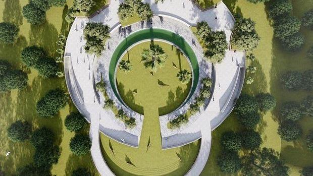 Desain Pulau Rinca.
