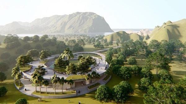 UNESCO melalui World Heritage Center (WHC) meminta agar proyek pembangunan di Pulau Rinca, Taman Nasional Komodo disetop. Direktur Jenderal Konservasi Sumber Daya Alam dan Ekosistem (KSDAE) Kementerian Lingkungan Hidup dan Kehutanan (LHK) Wiratno bersikukuh proyek bakal jalan terus.dok HAP/Instagram