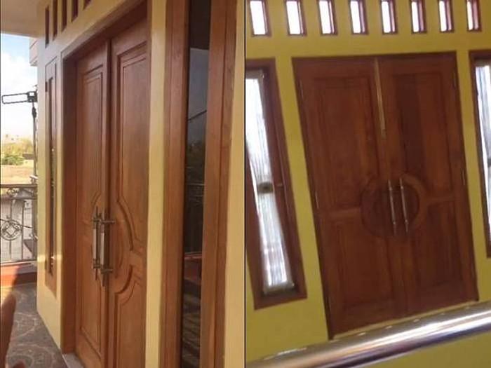 Rumah aneh yang viral di TikTok