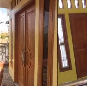 Viral Video Rumah Aneh di TikTok, Punya Pintu Khusus yang Bisa Prank Maling