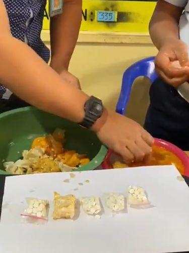 Sayur Tahu hingga Salak, Makanan Untuk Selundupkan Narkoba ke Penjara