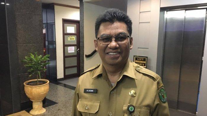 Sekretaris Daerah Provinsi Kaltim, M Sa'bani