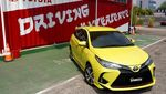 Minim Ubahan, Ini Tampang Toyota Yaris Terbaru di Indonesia