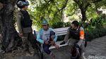 Ada Razia PMKS, Gelandangan-Pengamen di Jakarta Diburu Petugas