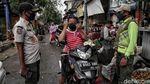 Aktivitas Warga Jakarta Utara di Tengah Tingginya Kasus Corona