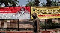 Update Corona Indonesia 28 Oktober: Kasus Positif Tembus 400.483