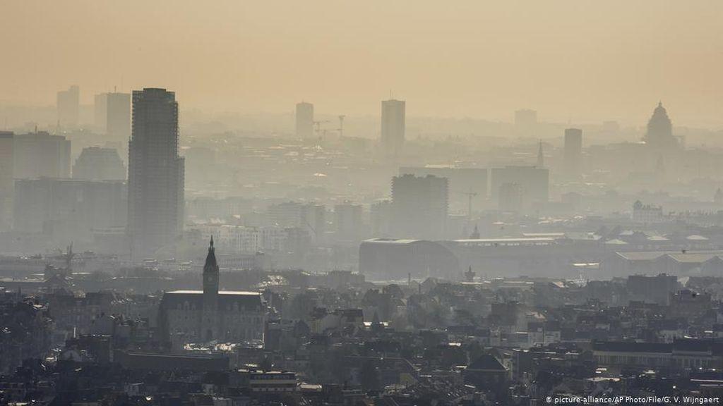 Badan Lingkungan Eropa: Satu dari Delapan Kematian di Eropa Terkait Polusi