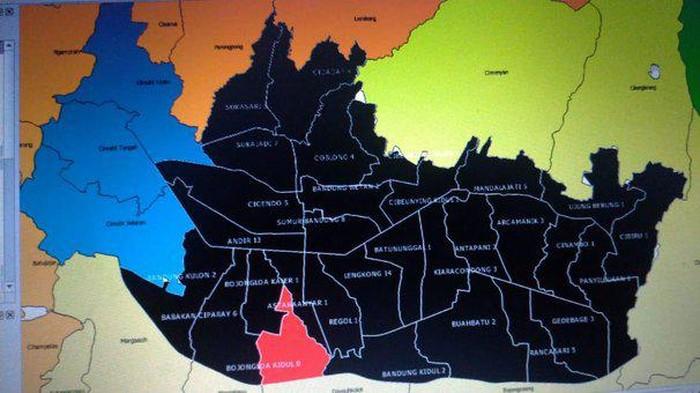 Bandung Zona Hitam Hoaks