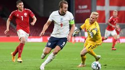 UEFA Nations League: Denmark Vs Inggris Berakhir 0-0