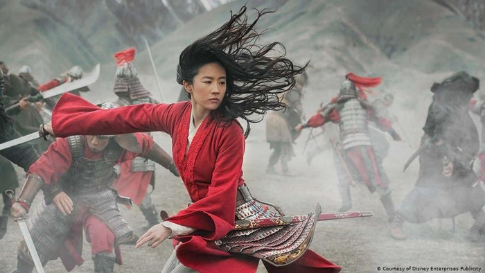 Film Disney Mulan Tuai Kritik atas Isu Uighur dan Hong Kong