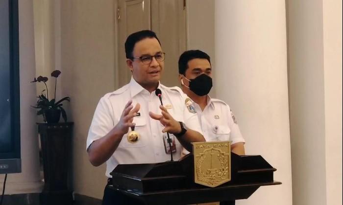 Gubernur DKI Jakarta Anies Baswedan (Facebook Pemprov DKI Jakarta)
