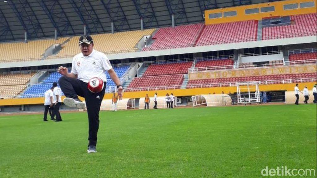 Sumsel Genjot Perbaikan Stadion Jakabaring untuk Piala Dunia U-20