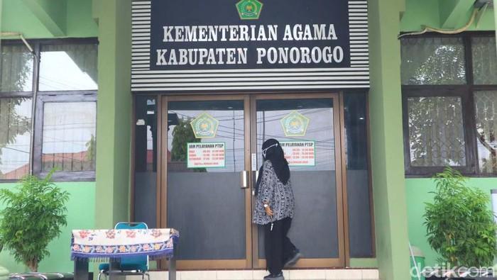 Kantor Kemenag Ponorogo