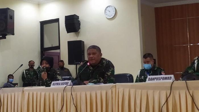 Kepala Rumah Sakit Pusat Angkatan Darat (RSPAD) Gatot Soebroto, Letjen TNI Bambang Dwi Hasto (Arun-detik)