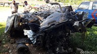 Kecepatan Tinggi Diduga Penyebab Kecelakaan Maut di Tol Boyolali