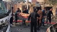 Korban Tewas Akibat Dua Bom Bunuh Diri di Baghdad Bertambah Jadi 32 Orang