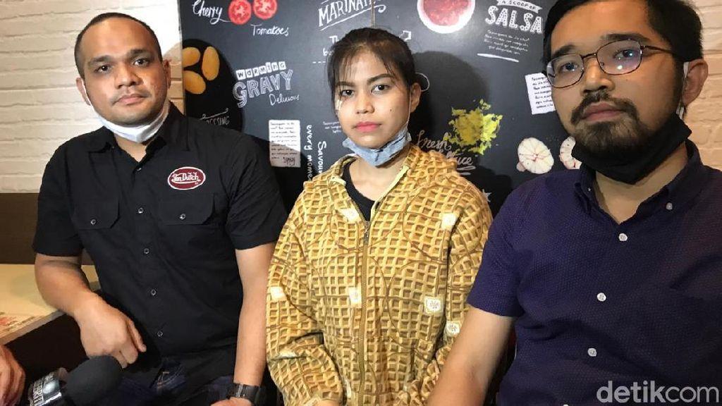Chintami Atmanagara Hanya Melihat Saat Anak Aniaya Deanni Ivanda