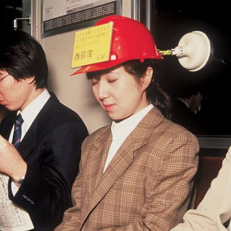 Kumpulan Gadget Nyeleneh Hanya Ada di Jepang