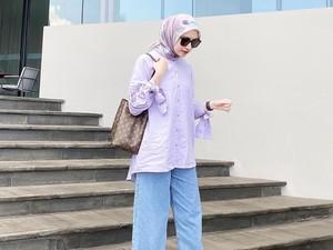 10 Brand Lokal yang Jual Baju Warna Lilac, Lagi Tren Buat Hijabers